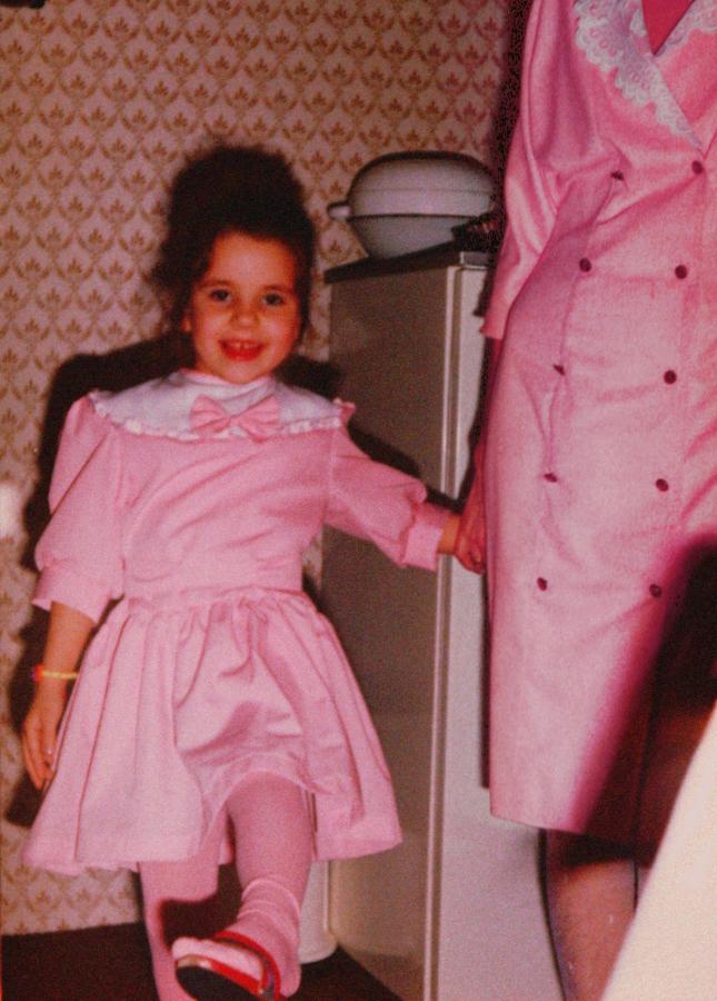 Detské šaty - sada oblečenia pre matku a dcéru